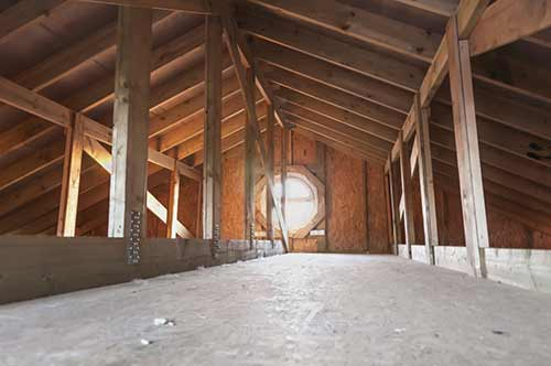Crawlspace and Attic Restoration